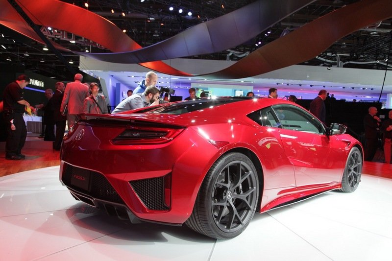 2016 acura nsx review top speed. Black Bedroom Furniture Sets. Home Design Ideas