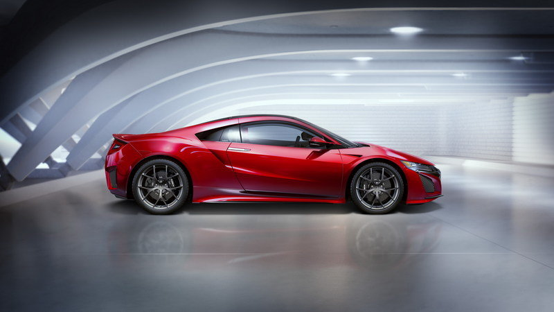 2016 Acura NSX High Resolution Exterior - image 610468