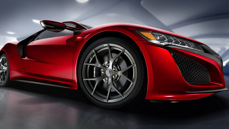 2016 Acura NSX High Resolution Exterior - image 610471