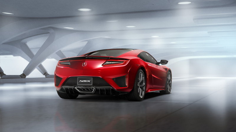 2016 Acura NSX High Resolution Exterior - image 610472