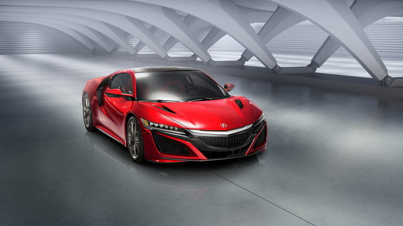 Buy The Acura NSX in 2015 or Wait For The Ford GT?