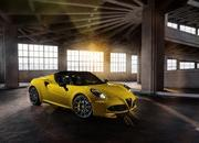 Wallpaper of the Day: 2016 Alfa Romeo 4C Spider - image 610345