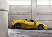 Wallpaper of the Day: 2016 Alfa Romeo 4C Spider - image 610332