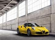 Wallpaper of the Day: 2016 Alfa Romeo 4C Spider - image 610333