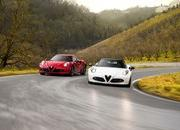 Wallpaper of the Day: 2016 Alfa Romeo 4C Spider - image 610385