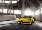Wallpaper of the Day: 2016 Alfa Romeo 4C Spider - image 610335