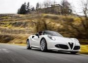 Wallpaper of the Day: 2016 Alfa Romeo 4C Spider - image 610402