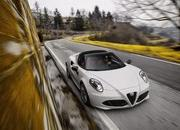 Wallpaper of the Day: 2016 Alfa Romeo 4C Spider - image 610404