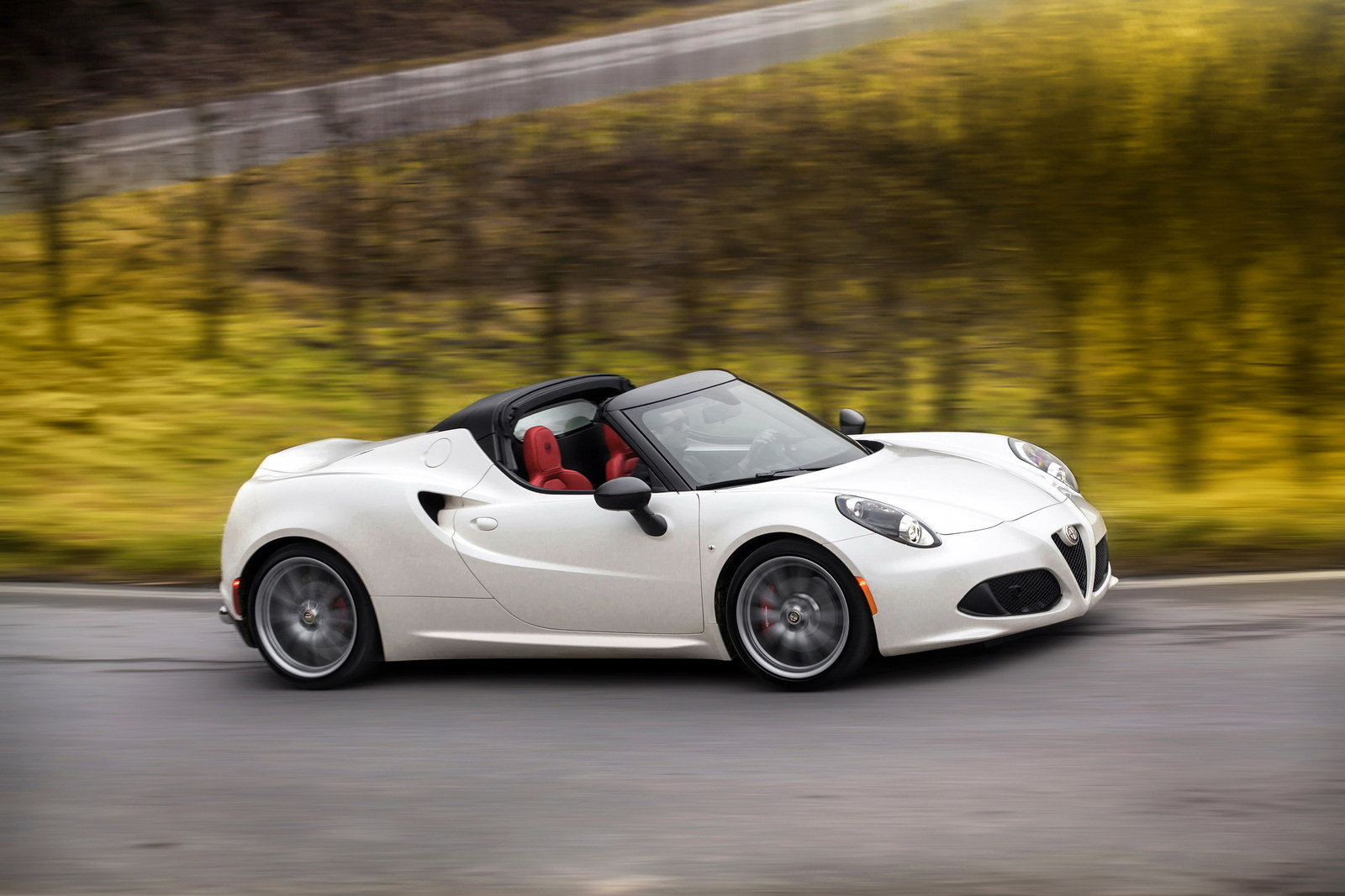 2016 alfa romeo 4c spider picture 610410 car review top speed. Black Bedroom Furniture Sets. Home Design Ideas