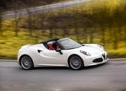 Wallpaper of the Day: 2016 Alfa Romeo 4C Spider - image 610410