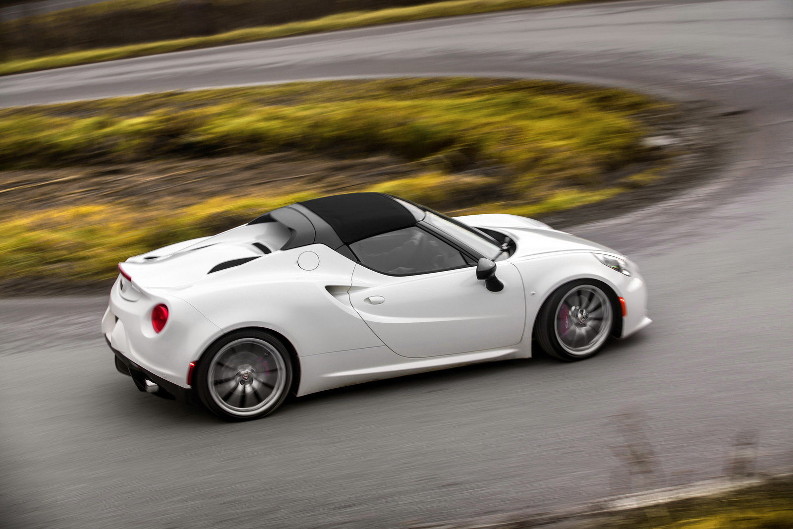 2016 alfa romeo 4c spider picture 610411 car review top speed. Black Bedroom Furniture Sets. Home Design Ideas