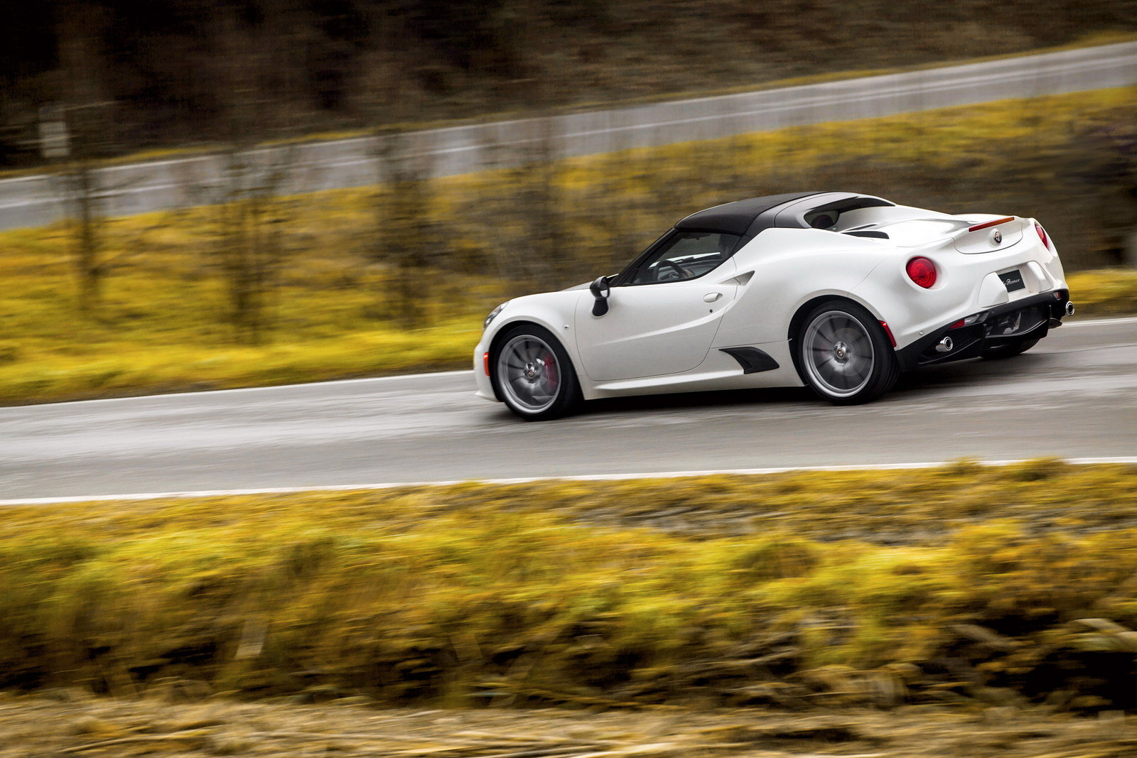 2016 alfa romeo 4c spider picture 610412 car review top speed. Black Bedroom Furniture Sets. Home Design Ideas