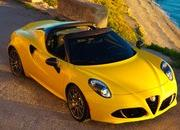 Wallpaper of the Day: 2016 Alfa Romeo 4C Spider - image 610419