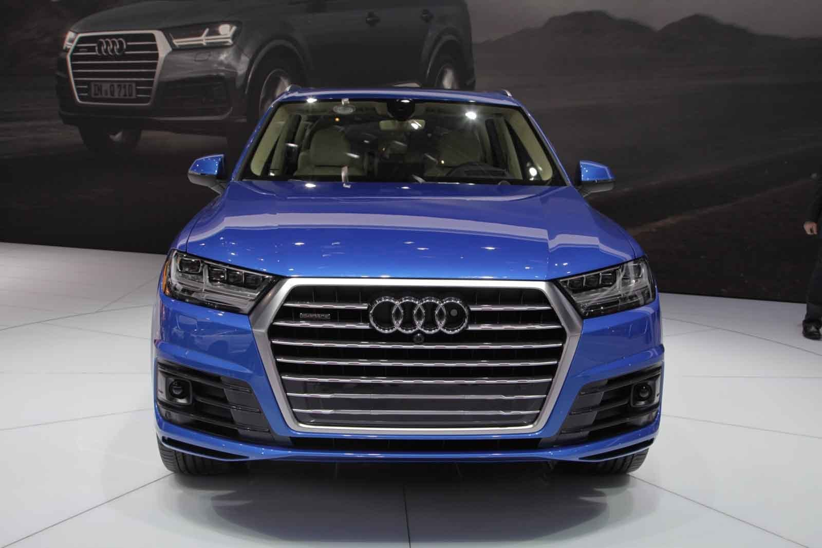 2016 audi q7 picture 613093 car review top speed. Black Bedroom Furniture Sets. Home Design Ideas