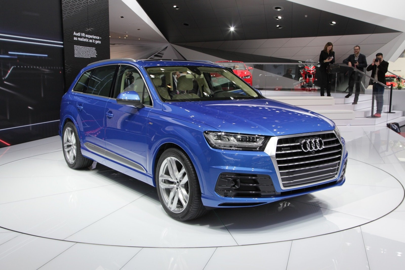 2016 audi q7 picture 610935 car review top speed. Black Bedroom Furniture Sets. Home Design Ideas