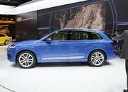 Second-Generation Audi Q7 Revealed in Detroit - image 610933