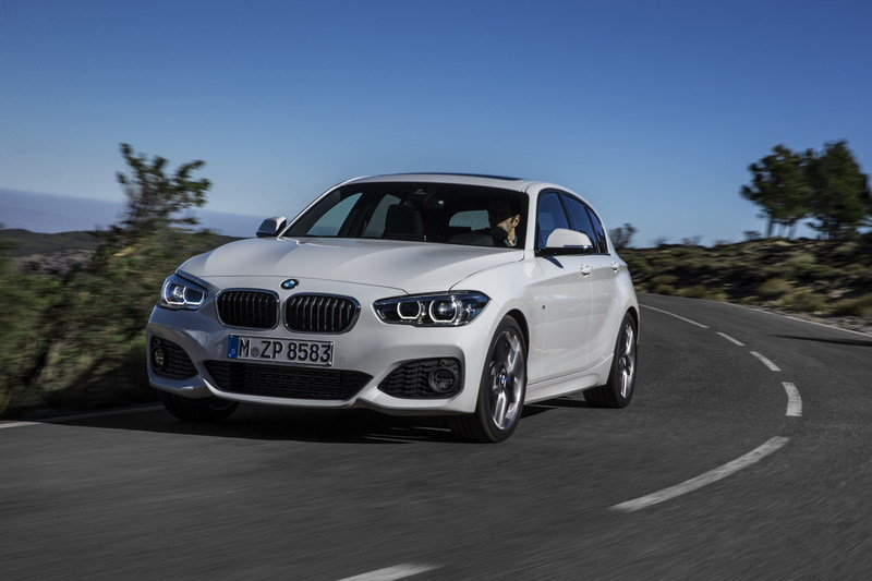 2016 - 2018 BMW 1 Series High Resolution Exterior - image 611669