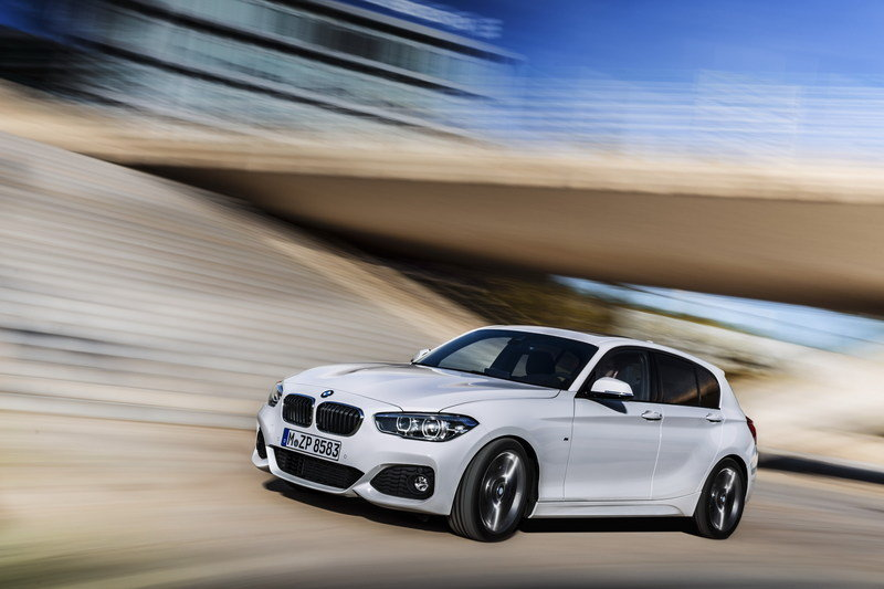 2016 - 2018 BMW 1 Series High Resolution Exterior - image 611677