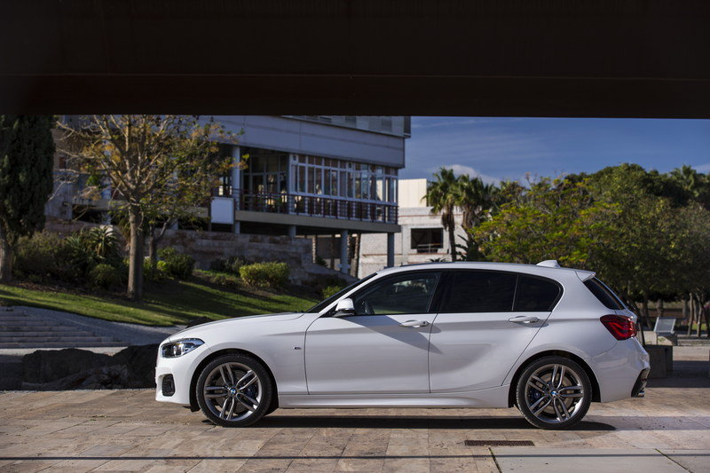 2016 - 2018 BMW 1 Series High Resolution Exterior - image 611687