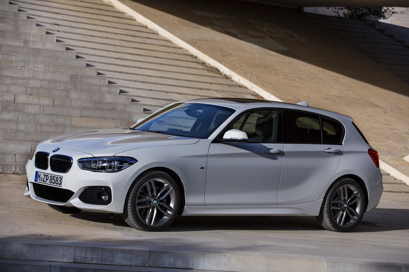 2016 - 2018 BMW 1 Series High Resolution Exterior - image 611689