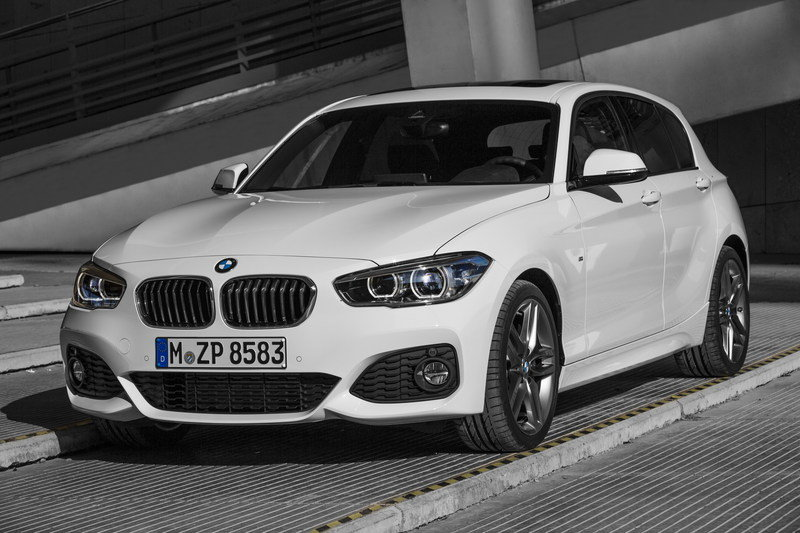 2016 - 2018 BMW 1 Series High Resolution Exterior - image 611693