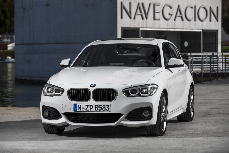 2016 - 2018 BMW 1 Series High Resolution Exterior - image 611697