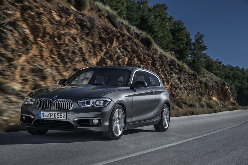 2016 - 2018 BMW 1 Series High Resolution Exterior - image 611704