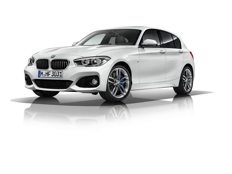 2016 - 2018 BMW 1 Series High Resolution Exterior - image 611727