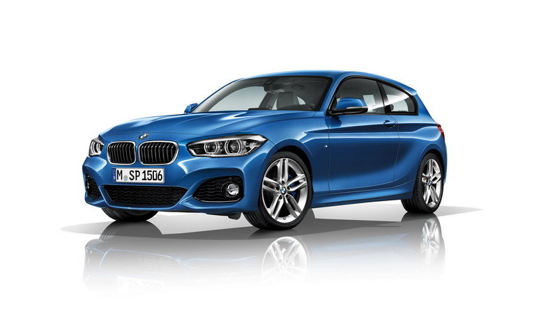 2016 - 2018 BMW 1 Series High Resolution Exterior - image 611729