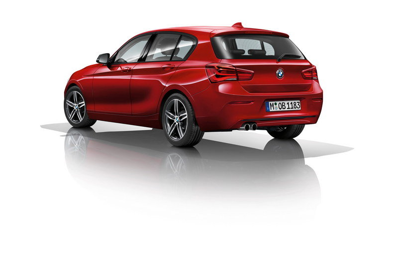 2016 - 2018 BMW 1 Series High Resolution Exterior - image 611732
