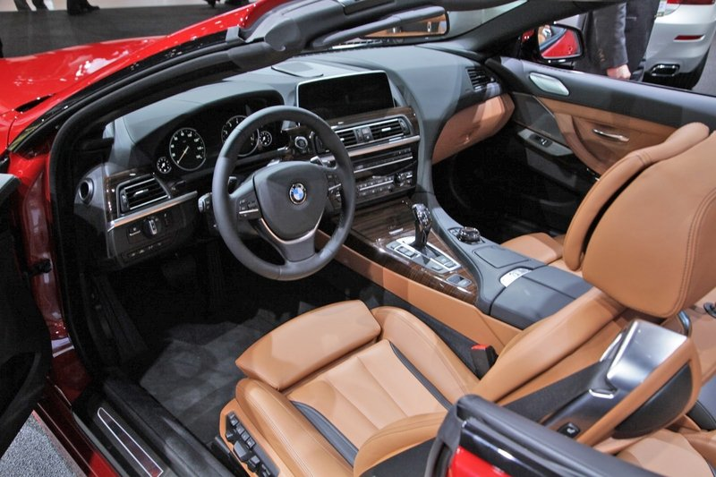 2016 BMW 6 Series Convertible High Resolution Interior - image 613333