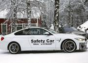 Spy Shots: BMW M4 GTS Testing in the Snow - image 611479