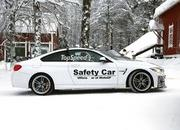 Spy Shots: BMW M4 GTS Testing in the Snow - image 611471