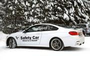 Spy Shots: BMW M4 GTS Testing in the Snow - image 611473
