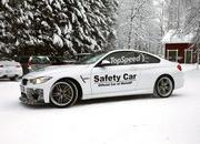 Spy Shots: BMW M4 GTS Testing in the Snow - image 611475