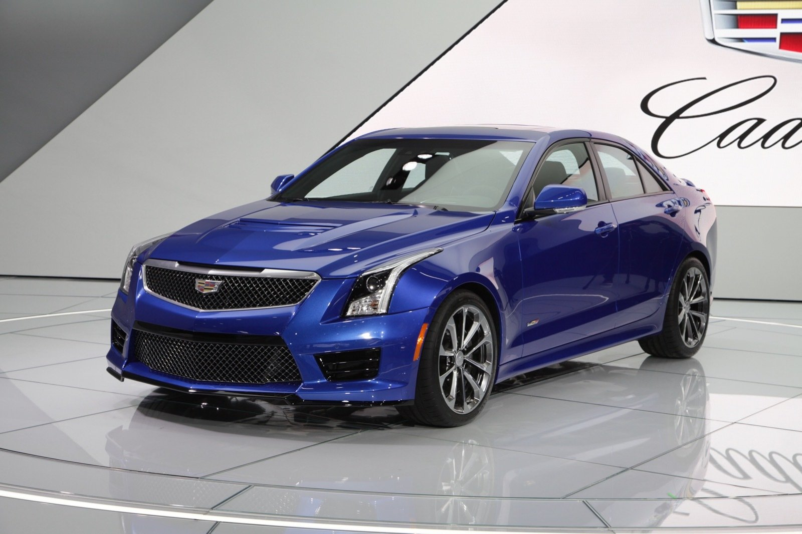 2016 cadillac ats v sedan picture 612822 car review top speed. Black Bedroom Furniture Sets. Home Design Ideas