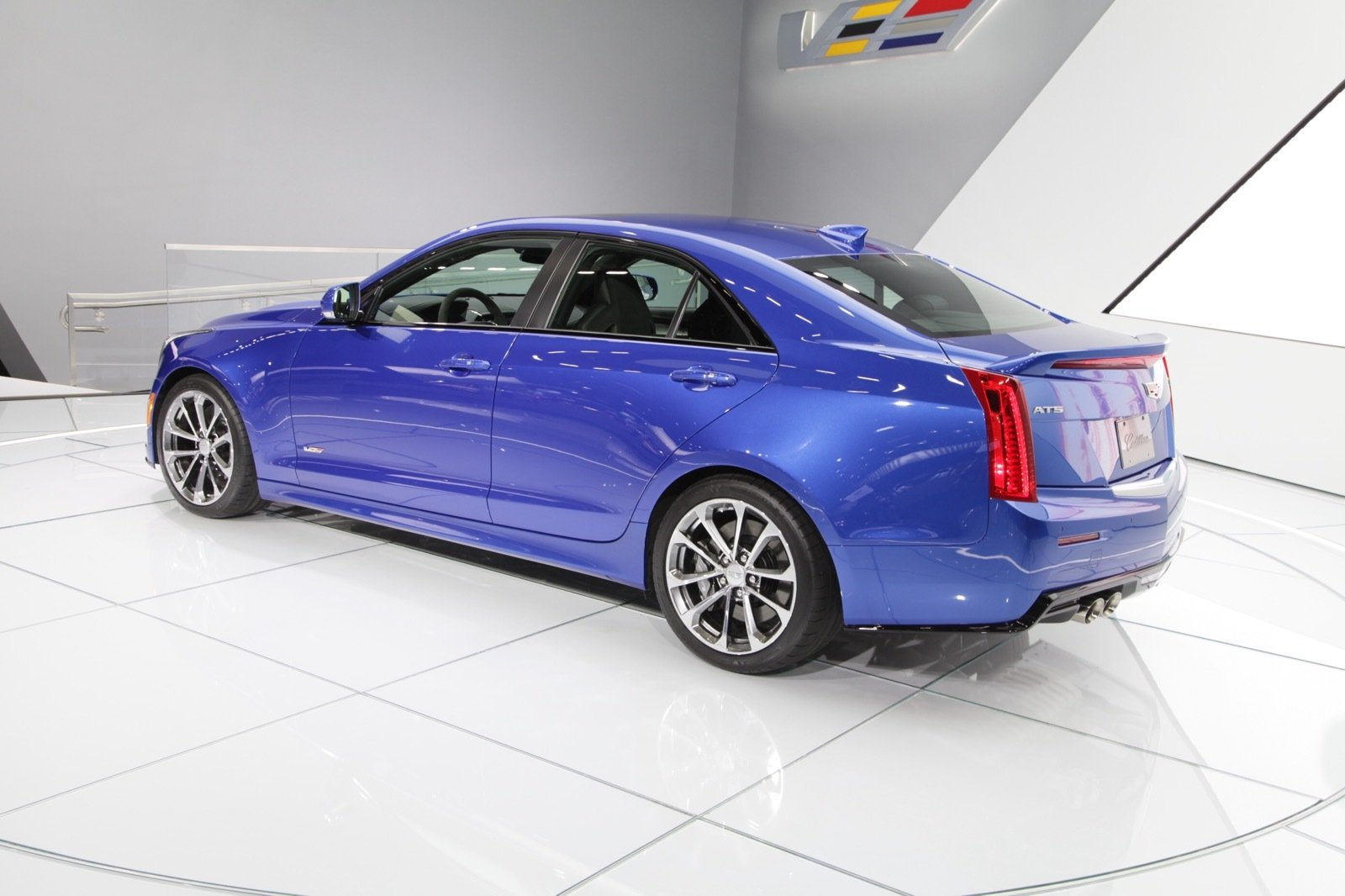 2016 cadillac ats v sedan picture 612825 car review top speed. Black Bedroom Furniture Sets. Home Design Ideas