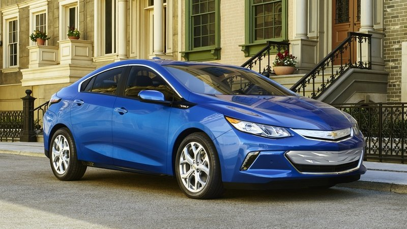 GM Plans To Run Autonomous Chevrolet Volts By 2017
