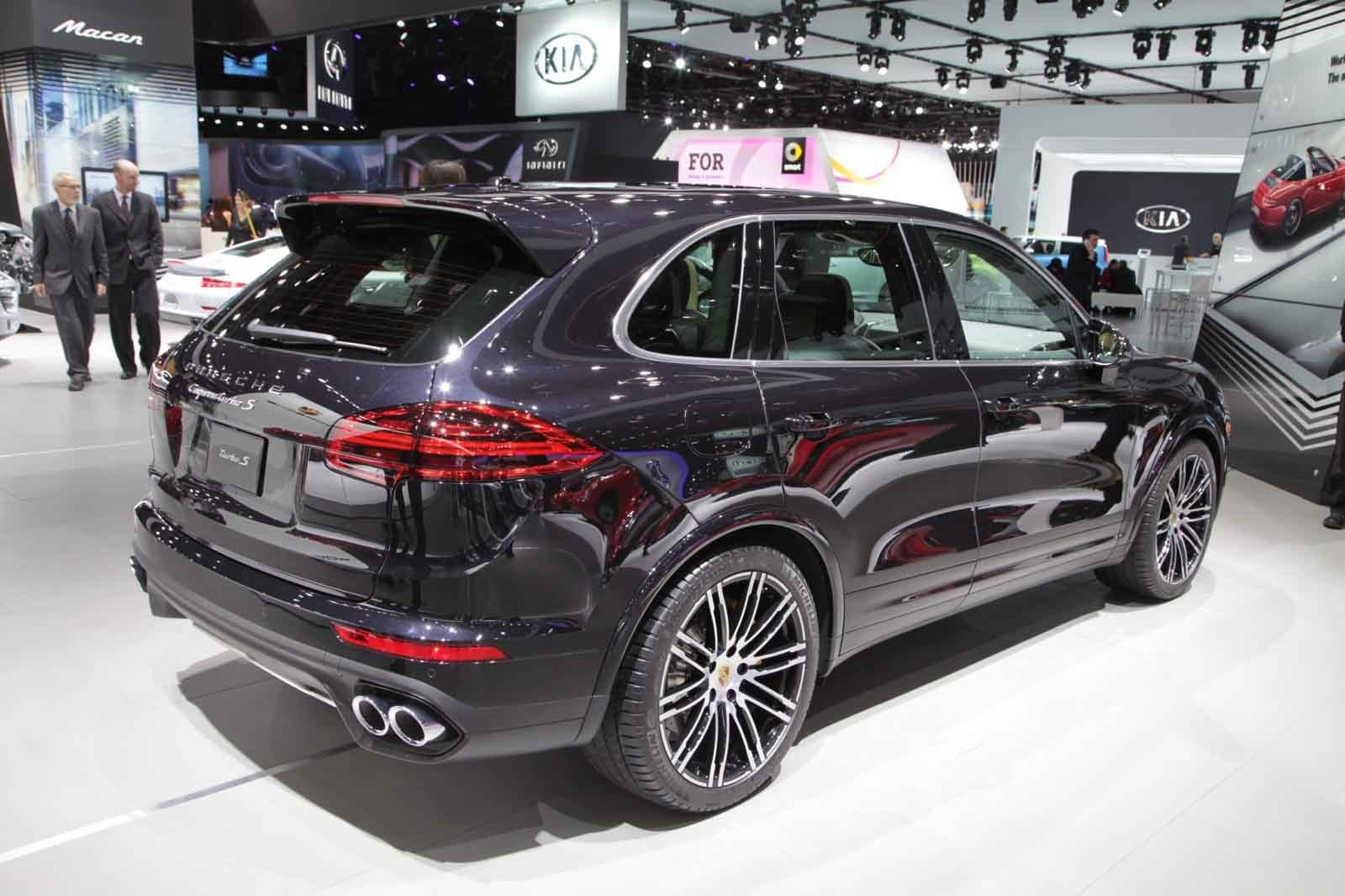 2016 porsche cayenne turbo s picture 611166 car review top speed. Black Bedroom Furniture Sets. Home Design Ideas