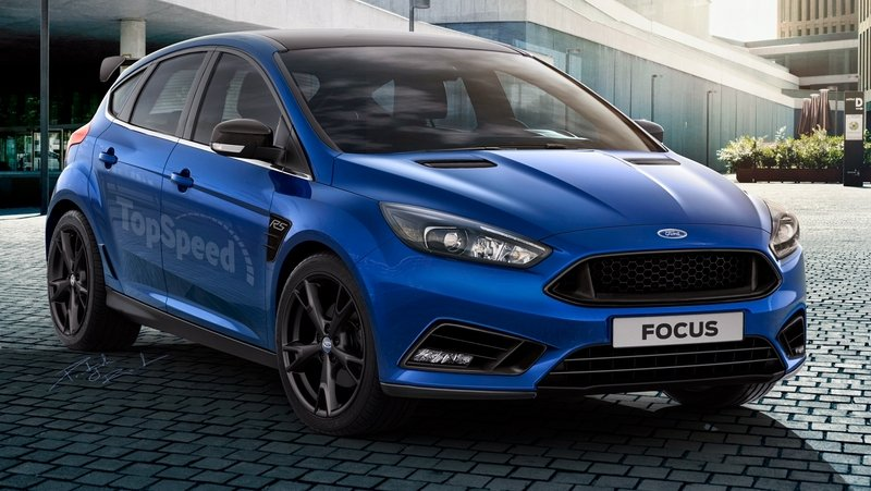 2016 Ford Focus RS Computer Renderings and Photoshop - image 609278