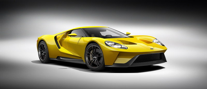 2017 Ford GT High Resolution Exterior - image 610232