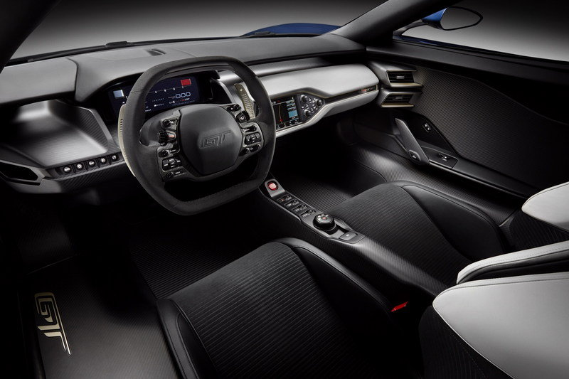 2017 Ford GT High Resolution Interior - image 610233