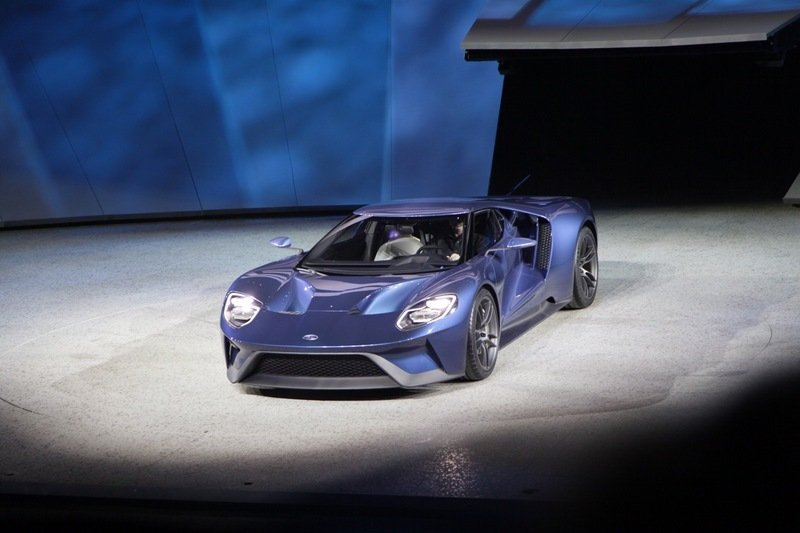 2017 Ford GT Exterior - image 610599