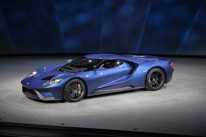 2017 Ford GT Exterior - image 610600