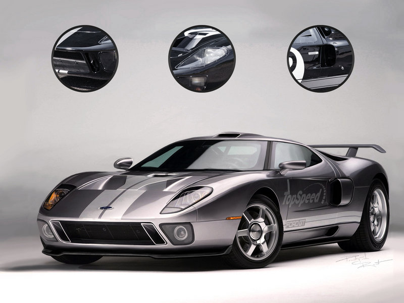 2016 Ford Gt Top Speed >> 2017 Ford Gt Top Speed