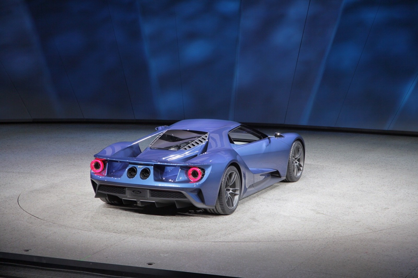 2017 ford gt picture 610614 car review top speed. Black Bedroom Furniture Sets. Home Design Ideas