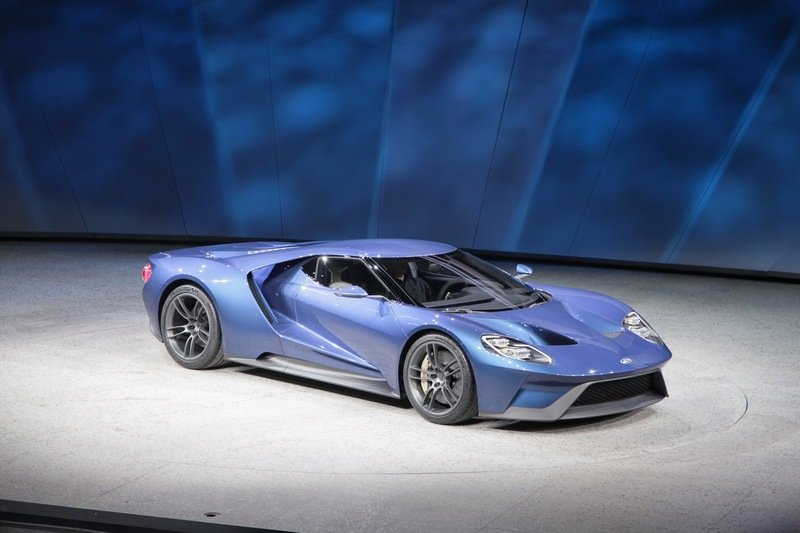 2017 Ford GT Exterior - image 610627