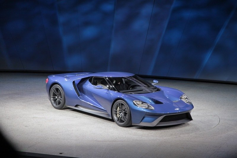 2017 Ford GT Exterior - image 610628