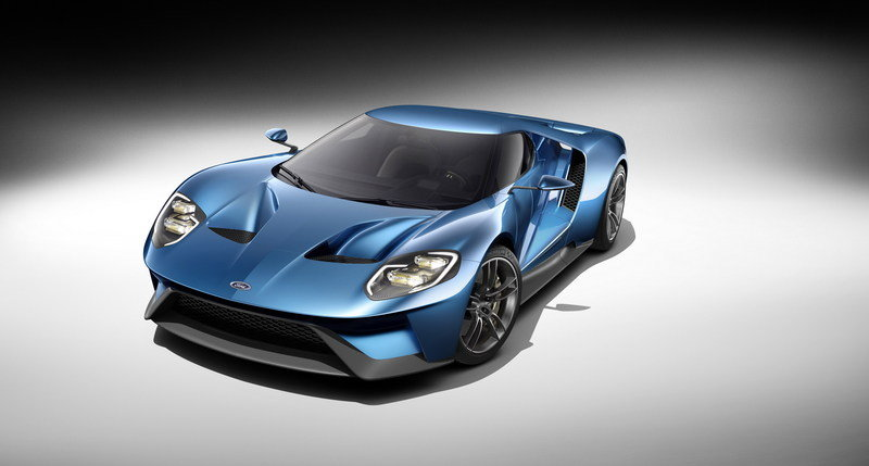 2017 Ford GT High Resolution Exterior Wallpaper quality - image 610226