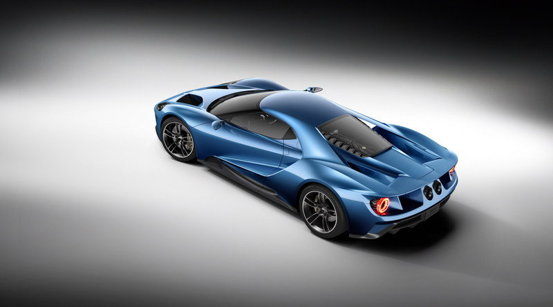 2017 Ford GT High Resolution Exterior - image 610227